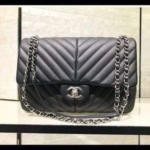 Chanel Puffy Bag
